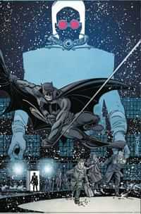 Batman White Knight One-Shot Von Freeze CVR B