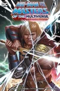 He Man and the Masters of the Multiverse #1 CVR A