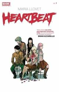 Heartbeat #1 CVR A Llovet