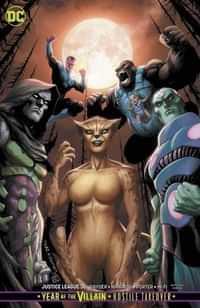 Justice League #36 CVR B