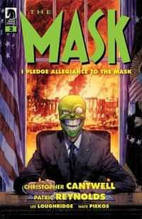 Mask I Pledge Allegiance To The Mask #2 CVR A Reynold