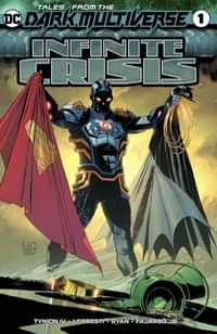 Tales From The Dark Multiverse One-Shot Infinite Crisis