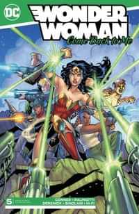 Wonder Woman Come Back To Me #5