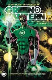 Green Lantern TP 2019 Intergalactic Lawman