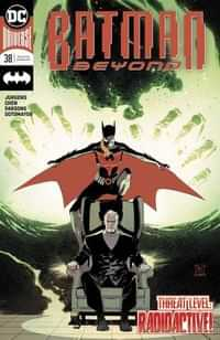 Batman Beyond #38 CVR A