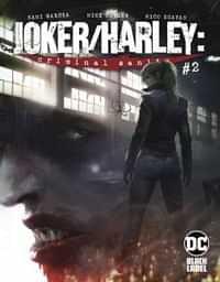 Joker Harley Criminal Sanity #2 CVR A