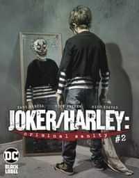 Joker Harley Criminal Sanity #2 CVR B