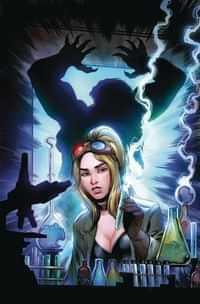 Van Helsing Vs Draculas Daughter #4 CVR D Otero