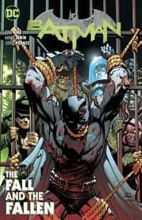 Batman TP Rebirth V11 the Fall and the Fallen