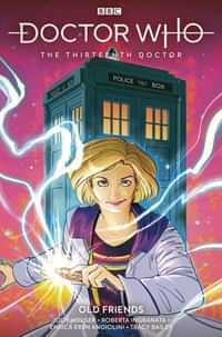 Doctor Who 13th TP Old Friends