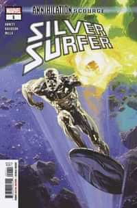 Annihilation Scourge One-Shot Silver Surfer