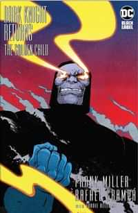 Dark Knight Returns One-Shot the Golden Child Variant 10 Copy