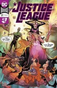 Justice League #37 CVR A