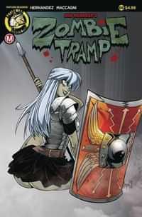 Zombie Tramp #66 CVR A Maccagni