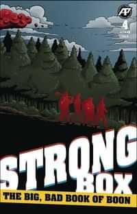Strong Box Big Bad Book Of Boon #4