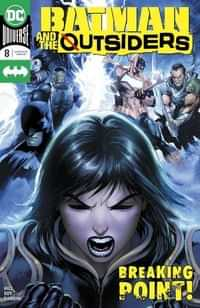 Batman and the Outsiders #8 CVR A