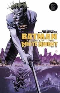 Batman Curse of the White Knight #5 CVR A