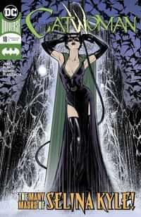 Catwoman #18 CVR A