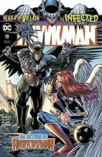 Hawkman #19 CVR A
