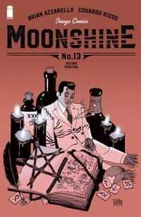 Moonshine #13 Second Printing