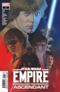 Star Wars Empire Ascendant #1