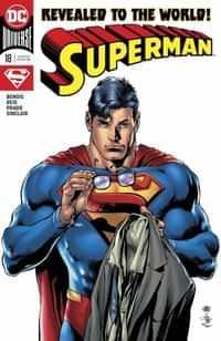 Superman #18 CVR A