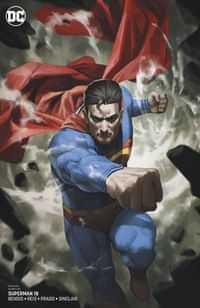 Superman #18 CVR B