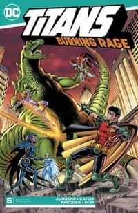 Titans Burning Rage #5
