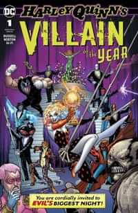 Year of the Villain One-Shot Harley Quinn