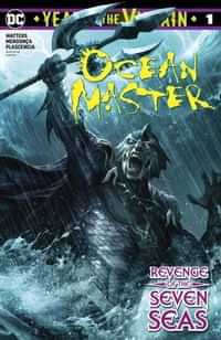 Year of the Villain One-Shot Ocean Master