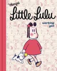 Little Lulu HC Working Girl