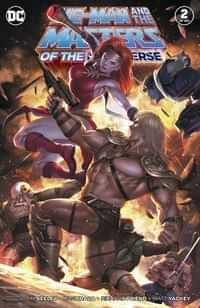 He Man And The Masters Of The Multiverse #2