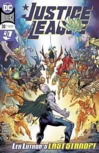 Justice League #38 CVR A