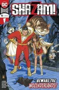 Shazam #9 CVR A