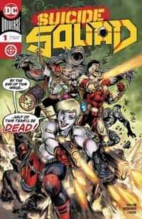 Suicide Squad #1 CVR A
