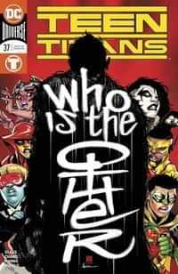 Teen Titans #37 CVR A