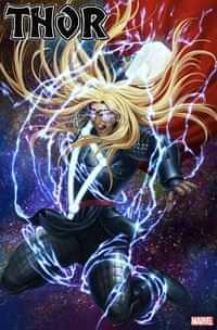 Thor #1 Variant Woo Dae Shim