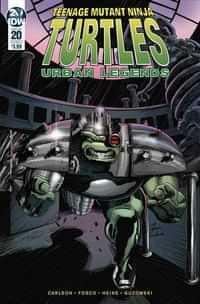 TMNT Urban Legends #20 CVR A Fosco