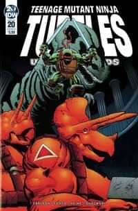 TMNT Urban Legends #20 CVR B Fosco and Larsen