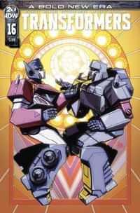 Transformers #16 CVR A Howell