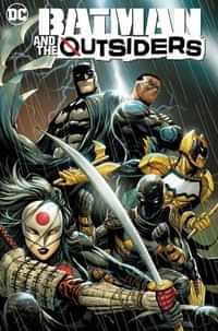 Batman and the Outsiders TP Lesser Gods
