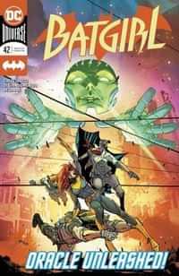 Batgirl #42 CVR A