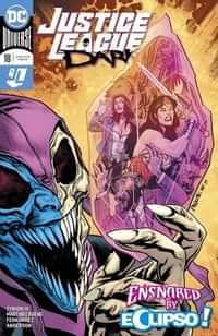 Justice League Dark #18 CVR A