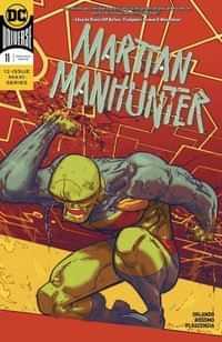 Martian Manhunter #11 CVR A