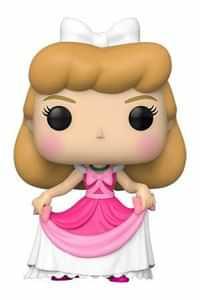 Funko Pop Disney Cinderella in Pink Dress