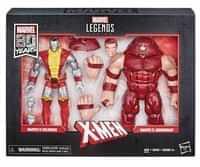 Marvel Legends 80th Anniversary AF 2-Pack Colossus Juggernaut