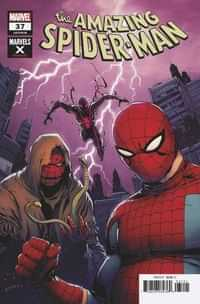 Amazing Spider-Man #37 Variant Camuncoli Marvels X