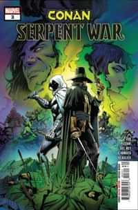 Conan Serpent War #3