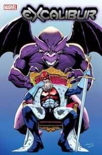 Excalibur #5 Variant Sliney Marvels X