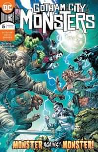 Gotham City Monsters #5